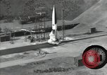 Image of A-4 missile Peenemunde Germany, 1942, second 3 stock footage video 65675077939
