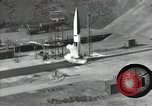 Image of A-4 missile Peenemunde Germany, 1942, second 4 stock footage video 65675077939