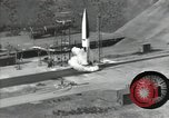 Image of A-4 missile Peenemunde Germany, 1942, second 5 stock footage video 65675077939