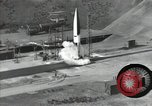 Image of A-4 missile Peenemunde Germany, 1942, second 6 stock footage video 65675077939