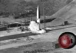 Image of A-4 missile Peenemunde Germany, 1942, second 7 stock footage video 65675077939