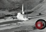 Image of A-4 missile Peenemunde Germany, 1942, second 8 stock footage video 65675077939
