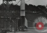 Image of A-4 missile Peenemunde Germany, 1942, second 5 stock footage video 65675077942