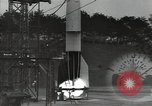 Image of A-4 missile Peenemunde Germany, 1942, second 6 stock footage video 65675077942