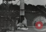 Image of A-4 missile Peenemunde Germany, 1942, second 7 stock footage video 65675077942
