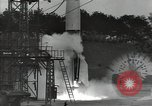 Image of A-4 missile Peenemunde Germany, 1942, second 10 stock footage video 65675077942