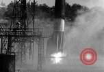 Image of German A-4 missile Peenemunde Germany, 1943, second 7 stock footage video 65675077959