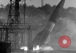 Image of German A-4 missile Peenemunde Germany, 1943, second 9 stock footage video 65675077959