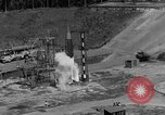 Image of A-4 missile misfires Peenemunde Germany, 1943, second 3 stock footage video 65675077961