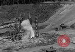 Image of A-4 missile misfires Peenemunde Germany, 1943, second 4 stock footage video 65675077961