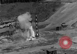 Image of A-4 missile misfires Peenemunde Germany, 1943, second 6 stock footage video 65675077961
