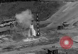 Image of A-4 missile misfires Peenemunde Germany, 1943, second 7 stock footage video 65675077961