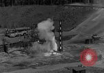 Image of A-4 missile misfires Peenemunde Germany, 1943, second 2 stock footage video 65675077962