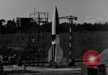 Image of A-4 missile misfiring Peenemunde Germany, 1943, second 3 stock footage video 65675077965