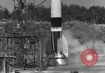 Image of V-2 rocket tipping over and exploding Peenemunde Germany, 1943, second 3 stock footage video 65675077967