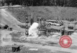 Image of A-4 missile misfiring Peenemunde Germany, 1942, second 4 stock footage video 65675077969