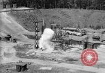 Image of A-4 missile misfiring Peenemunde Germany, 1942, second 6 stock footage video 65675077969