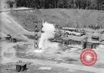Image of A-4 missile misfiring Peenemunde Germany, 1942, second 11 stock footage video 65675077969