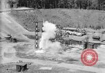 Image of A-4 missile misfiring Peenemunde Germany, 1942, second 12 stock footage video 65675077969