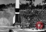 Image of A-4 missile misfiring Peenemunde Germany, 1942, second 6 stock footage video 65675077971