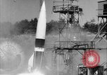 Image of A-4 missile misfiring Peenemunde Germany, 1942, second 11 stock footage video 65675077971