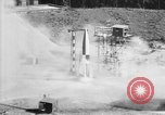 Image of German Aggregat-4 missile Peenemunde Germany, 1942, second 7 stock footage video 65675077972