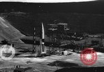 Image of German A-4 missile Peenemunde Germany, 1942, second 1 stock footage video 65675077973