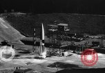 Image of German A-4 missile Peenemunde Germany, 1942, second 4 stock footage video 65675077973