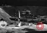 Image of German A-4 missile Peenemunde Germany, 1942, second 5 stock footage video 65675077973