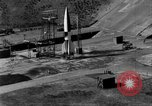 Image of German A-4 missile perfect launch Peenemunde Germany, 1942, second 7 stock footage video 65675077974