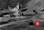 Image of German A-4 missile perfect launch Peenemunde Germany, 1942, second 11 stock footage video 65675077974