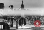 Image of German A-4 missile launched in winter Peenemunde Germany, 1942, second 3 stock footage video 65675077975