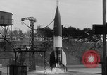 Image of German A-4 missile Peenemunde Germany, 1942, second 5 stock footage video 65675077976