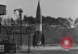 Image of V-2 rocket test Peenemunde Germany, 1942, second 4 stock footage video 65675077980