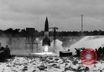 Image of German Rocket test Peenemunde Germany, 1942, second 7 stock footage video 65675077990