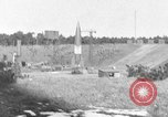 Image of German A-4 missile Peenemunde Germany, 1942, second 2 stock footage video 65675077991