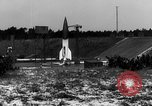 Image of German A-4 missile Peenemunde Germany, 1942, second 3 stock footage video 65675077992
