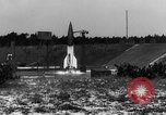 Image of German A-4 missile Peenemunde Germany, 1942, second 5 stock footage video 65675077992