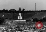 Image of German A-4 missile Peenemunde Germany, 1942, second 7 stock footage video 65675077992