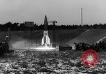 Image of German A-4 missile Peenemunde Germany, 1942, second 8 stock footage video 65675077992