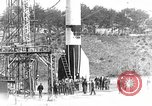 Image of German A-4 missile Peenemunde Germany, 1942, second 2 stock footage video 65675078001