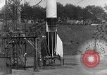 Image of German A-4 missile Peenemunde Germany, 1942, second 3 stock footage video 65675078001