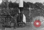 Image of German A-4 missile Peenemunde Germany, 1942, second 4 stock footage video 65675078001