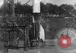 Image of German A-4 missile Peenemunde Germany, 1942, second 5 stock footage video 65675078001