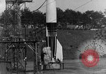 Image of German A-4 missile Peenemunde Germany, 1942, second 10 stock footage video 65675078001