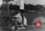Image of German A-4 missile Peenemunde Germany, 1942, second 11 stock footage video 65675078001