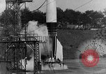 Image of German A-4 missile Peenemunde Germany, 1942, second 12 stock footage video 65675078001