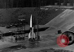 Image of German A-4 missile Peenemunde Germany, 1942, second 11 stock footage video 65675078003