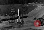 Image of German A-4 missile Peenemunde Germany, 1942, second 12 stock footage video 65675078003