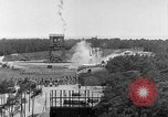 Image of German A-4 missile rapid course corrections Peenemunde Germany, 1942, second 7 stock footage video 65675078006